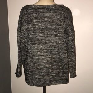 JCrew off the shoulder sweater